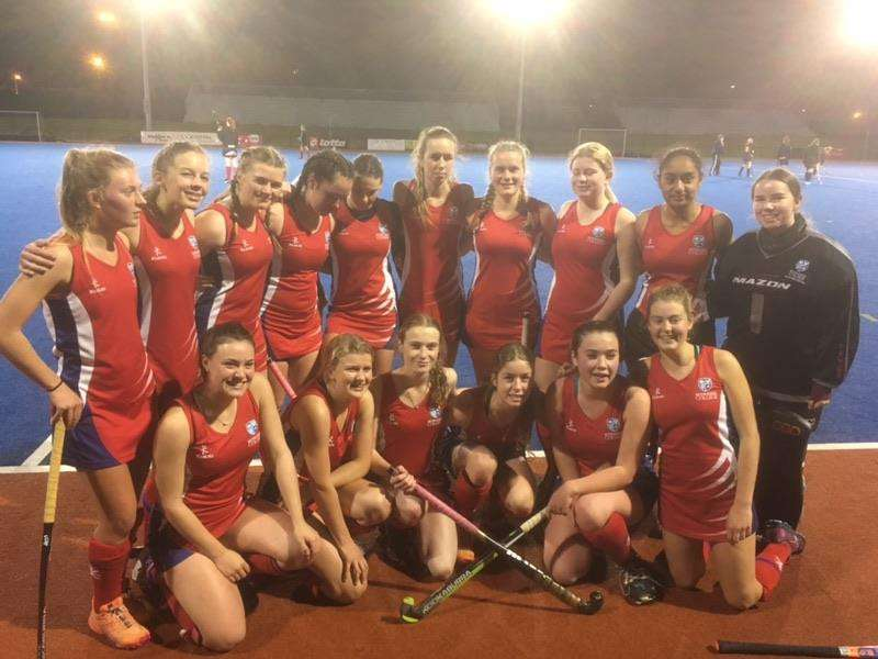 Hockey Xi Girls 4 July