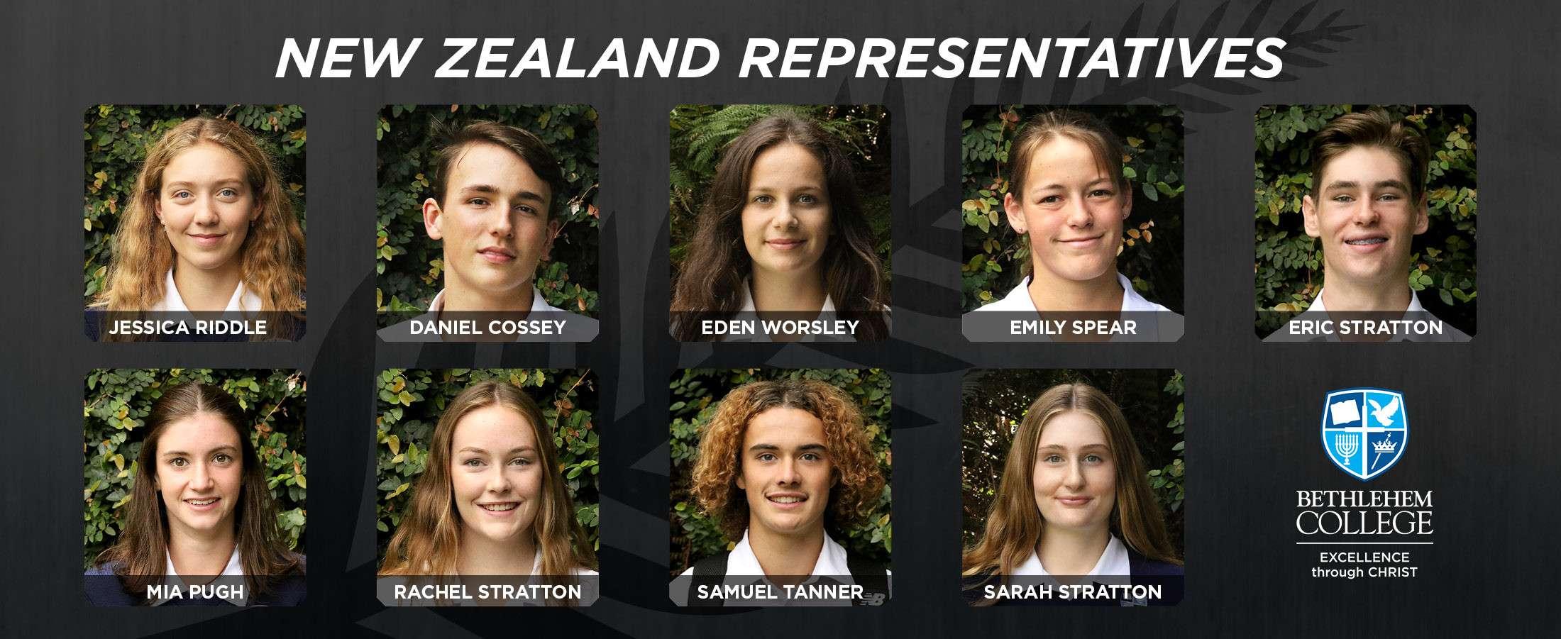 NZ Reps