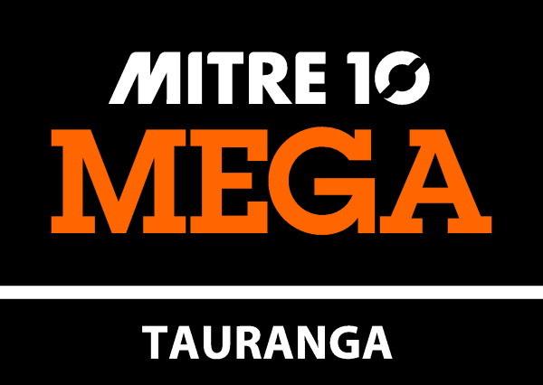Mitre 10 Mega Tauranga Logo