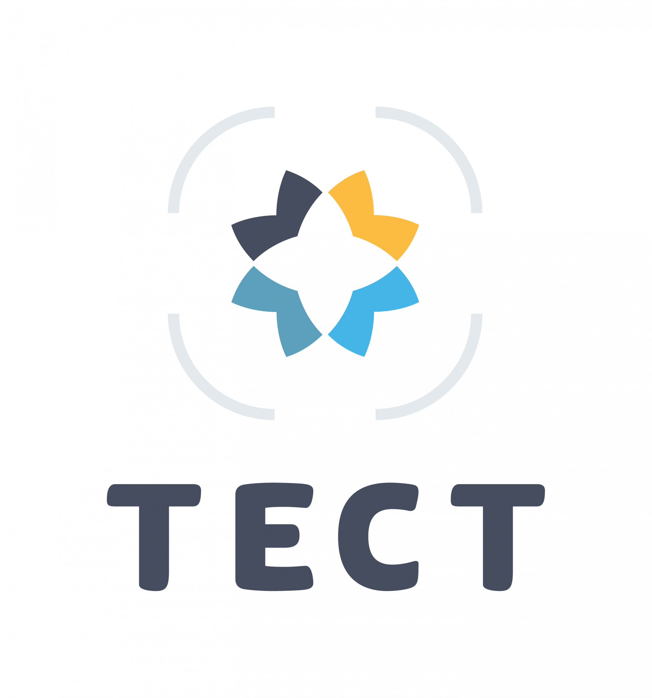 Tect Brandmark [stacked Rgb] 01