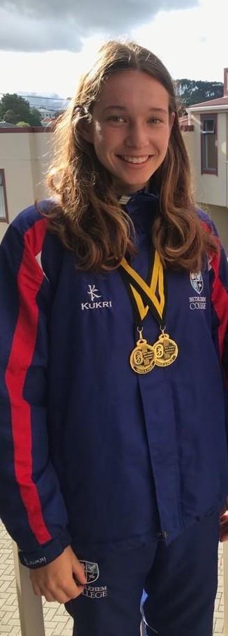 Margo   Nzss Medals
